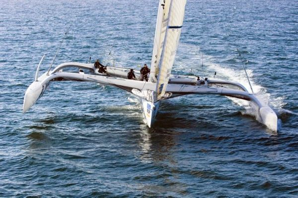 new blog 2 trimaran