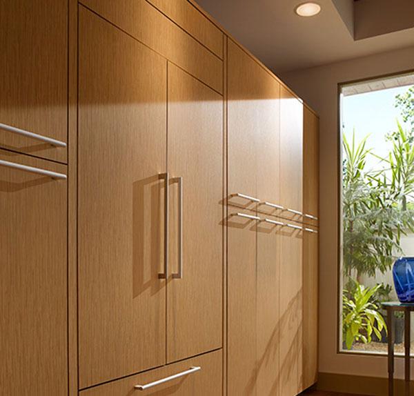 Fully Flush Refrigerator