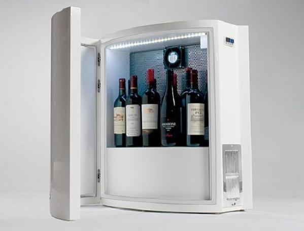 winebag 1 Winebag Wine Cellar From Ellemme Good For Your Spirits