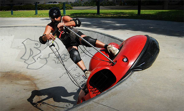 Airboard Hovercraft Arbortech