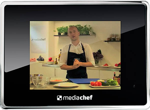 Media Chef Digital Cookbook