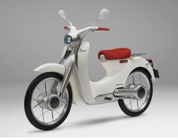 EV-Cub Honda Electric Scooter