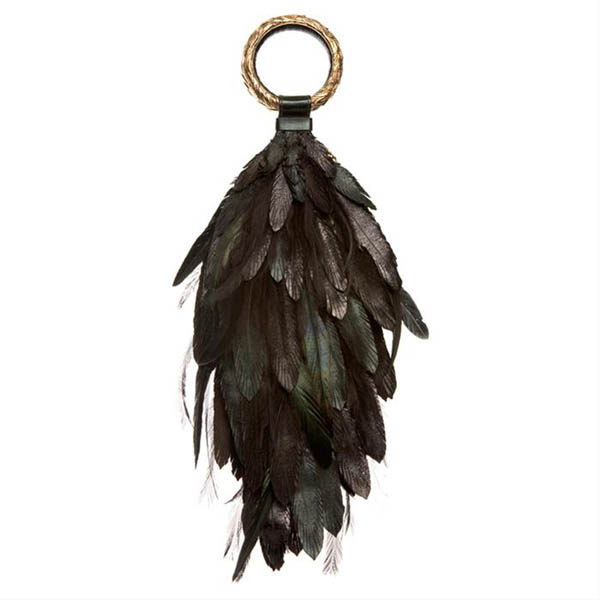 Ale Feather Bracelet Purse