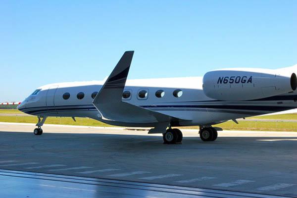 Gulfstream G650 T1