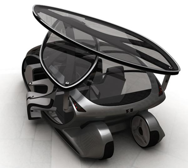 Metromorph Concept Car