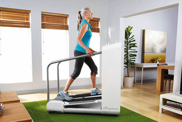 Mobia Treadmill Quit Sprint, This Treadmill Helps You Cardio Walk
