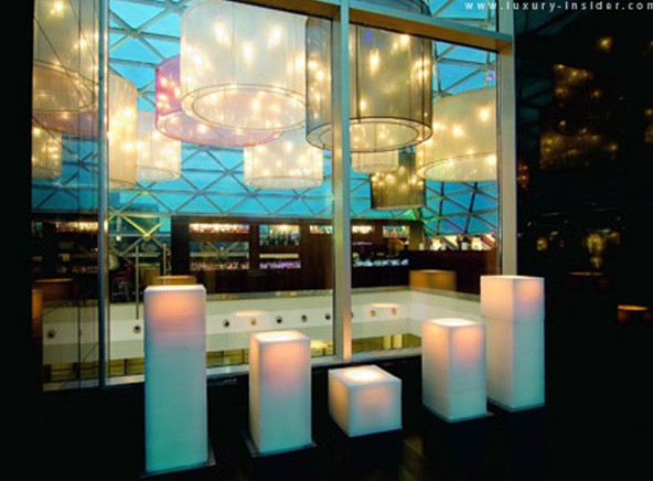Ritz Carlton O2 Lounge Moscow