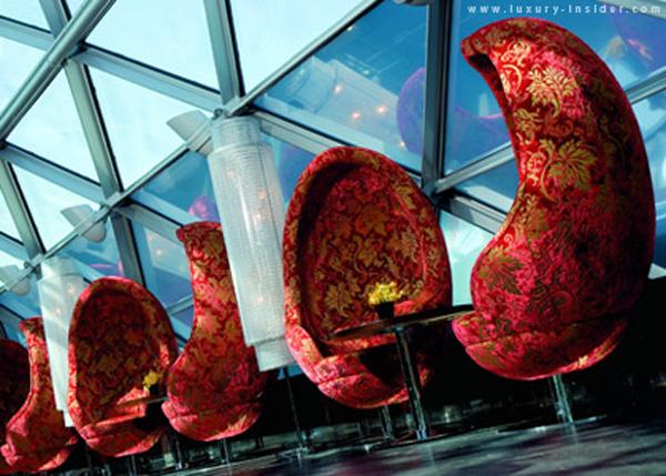 Ritz-Carlton O2 Lounge Moscow