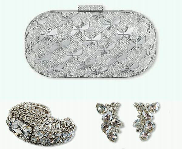 Swarovski 20th Anniversary Bags and Jewelry