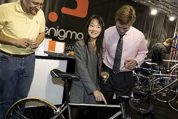 Anniversary Gift Titanium Bike