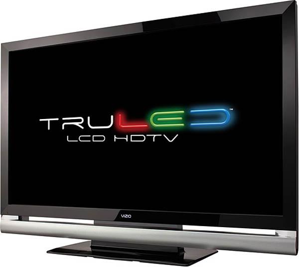 Vizio TruLED LCD HDTV