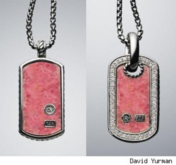 david-yurman-pave-diamond-breast-cancer-dog-tag