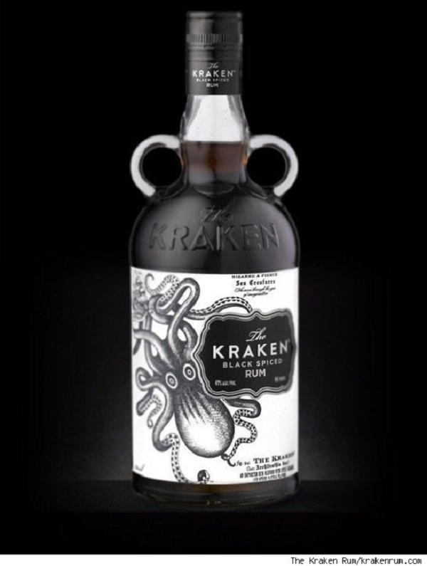 kraken black spiced rum Are You Game To Put Some Kraken Beast In Your Belly?