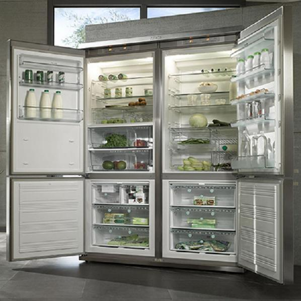 Miele Grand Froid 4 Door Refrigerator Is A Rich Foodie S