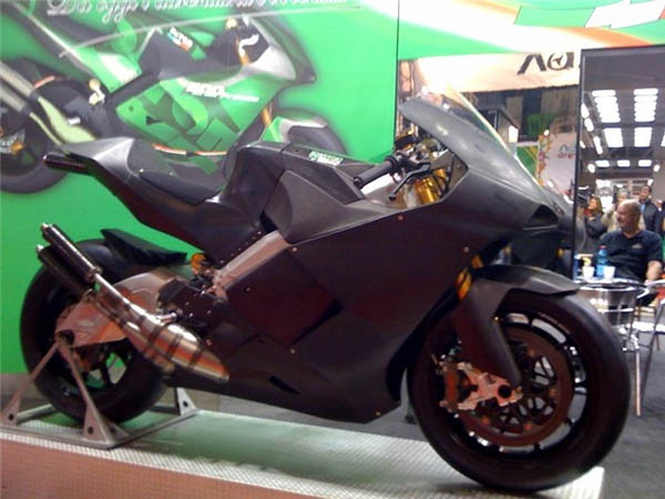500CC Suter Racing Bike