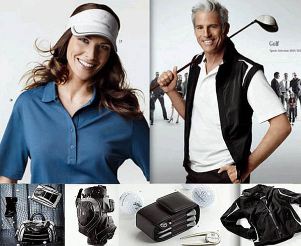 Mercedes Golf Accessories