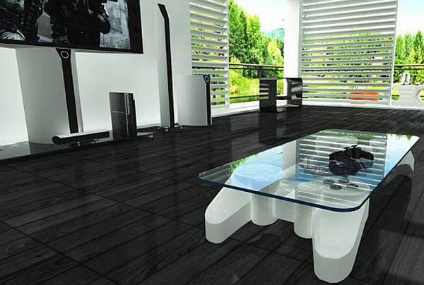Playstation Coffee Table