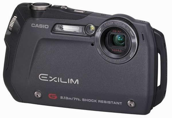 World's Slimmest Rugged Camera