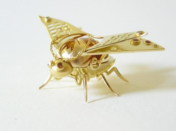 insect jewelry 2