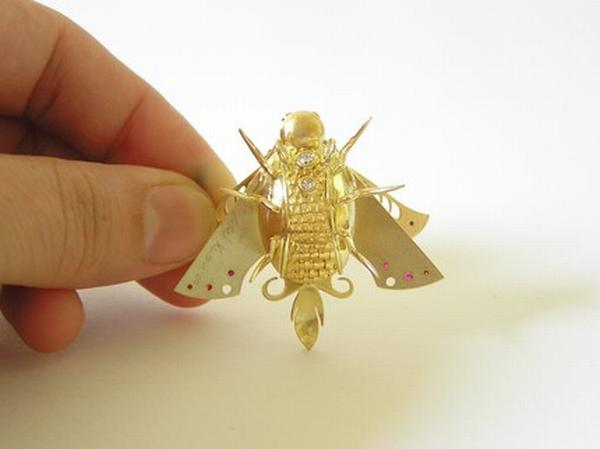 insect jewelry 4