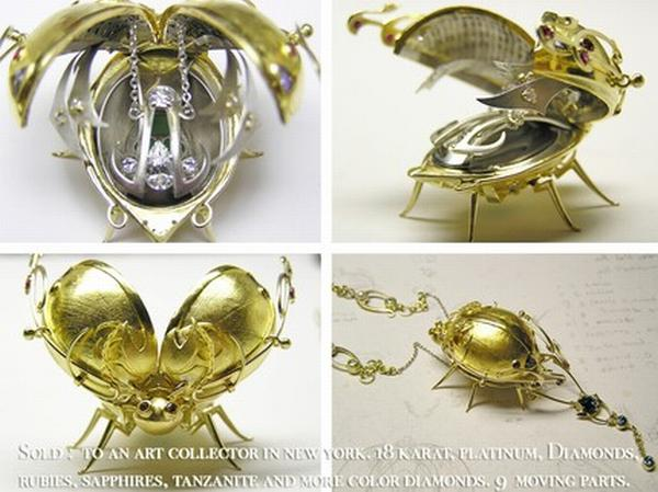 insect jewelry 5
