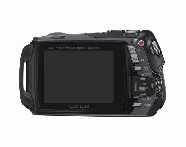 Casio EX-G1 is the World's Slimmest Rugged Camera