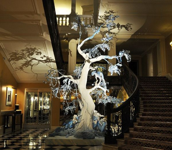 Claridge's Hotel Christmas Tree