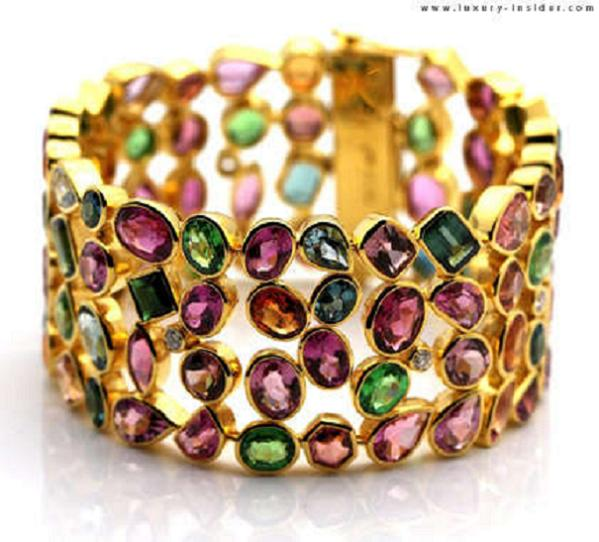 chromatic crown ring