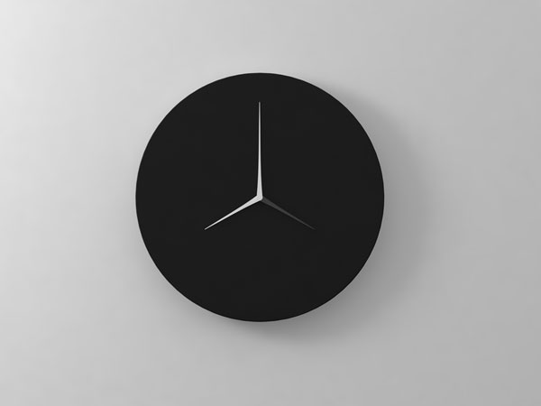 longd 3 Long D: Kit Men Keungs Answer to Ultra modern Wall Clocks