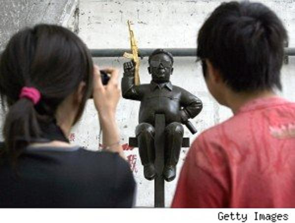 pictures of north korean people. north korean art Korean