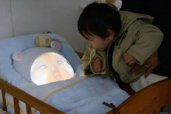 robotic-baby-simulator