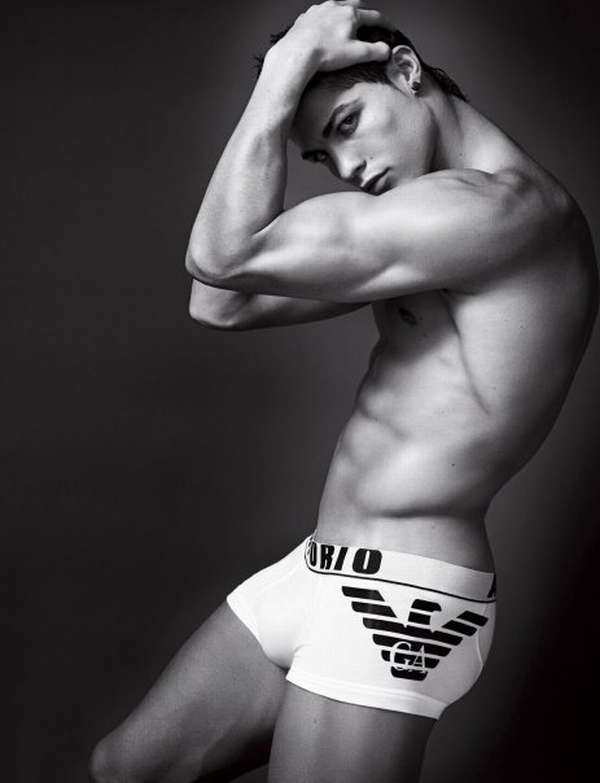 Cristiano Ronaldo Armani Underwear