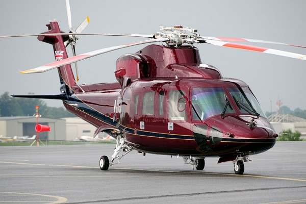 Fly In Style With The All New Sikorsky S-76C++ VIP