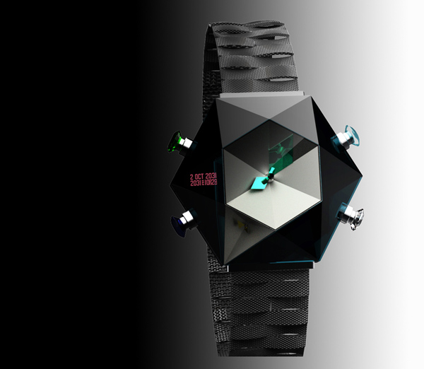 futuristic watch 2Oct2031: A Futuristic Watch that Blows Your Mind