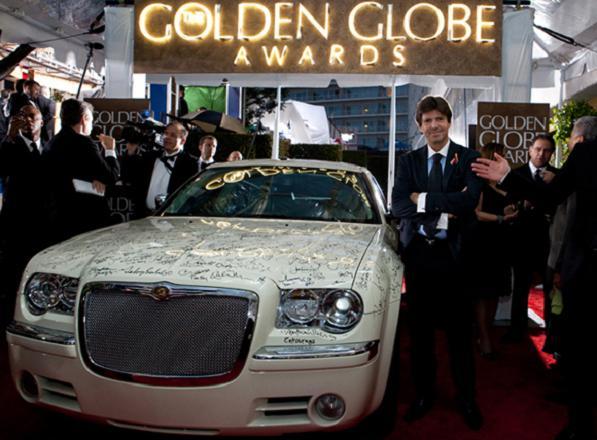 golden globe - chrysler