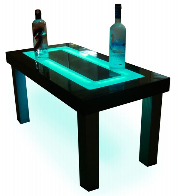 led furniture 2 Customized Designs Offers Great LED Furniture
