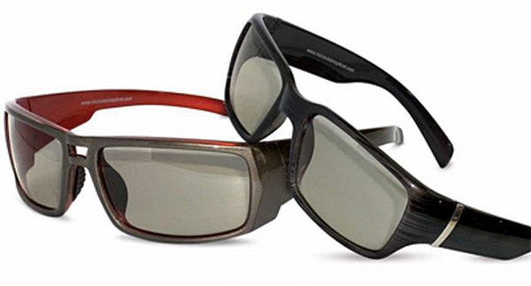 microvision 3D glasses
