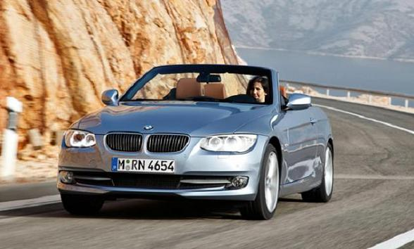 2011 BMW 3 Series Convertible Pictures