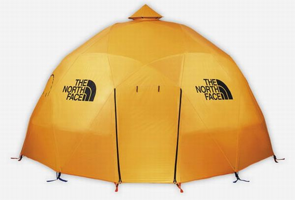 Via Be Sportier & Presenting The All New Expedition Dome Tents From The North Face ...