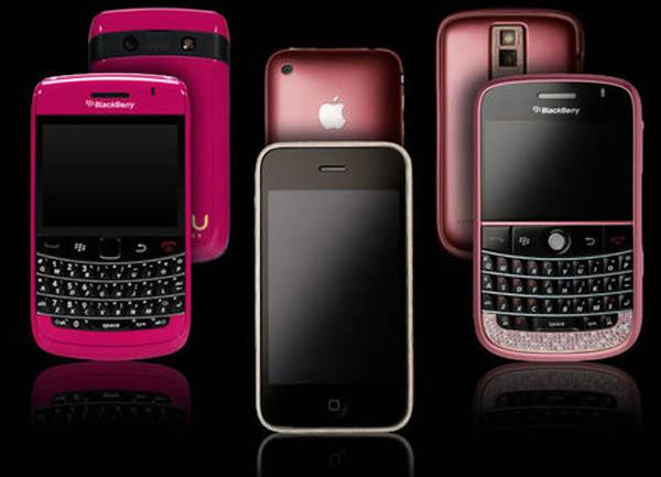 Amosu's Valentine Pink Mobiles