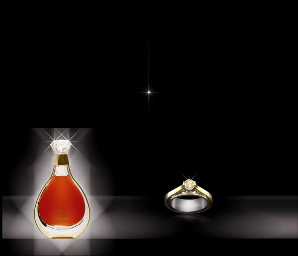 Cognac Rings