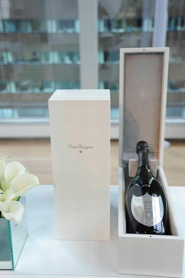 Dom Perignon Bottle Box Dom Perignon Wedding Collection for the Newly Weds is Mushy