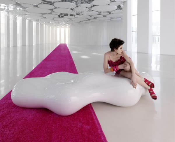Karim Rashid's Cloud Seat