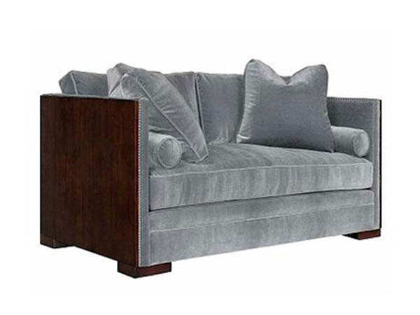 Playboy Loveseat by Batt