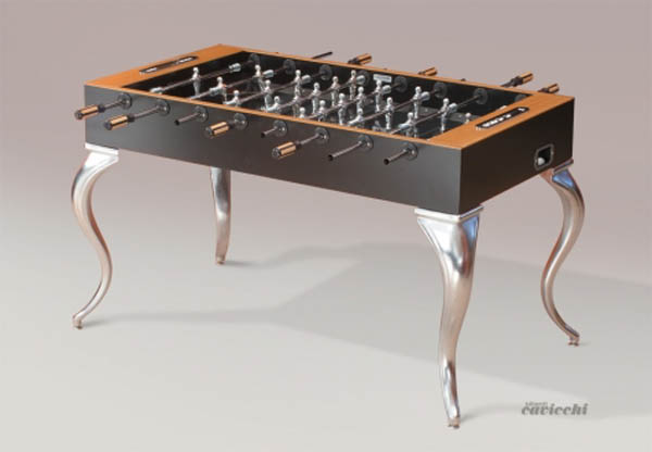 Opera Soccer Table