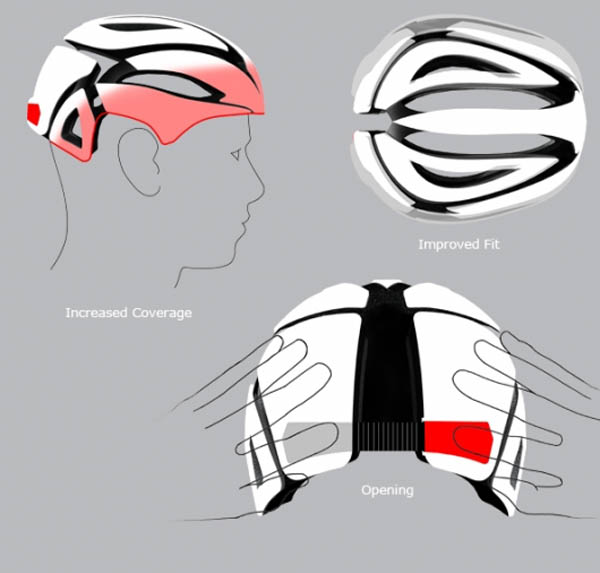 DIY AntiMagpieAttack Bicycle Helmet Designs  Core77