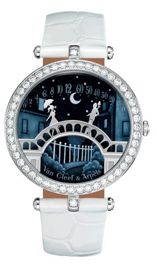 Van Cleef Arpels' Romantic Watch