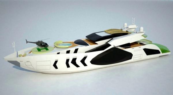 cafiero yacht