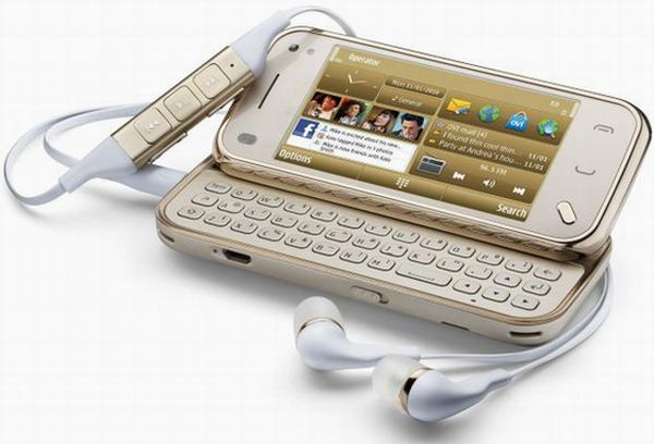 nokia n97 gold edition