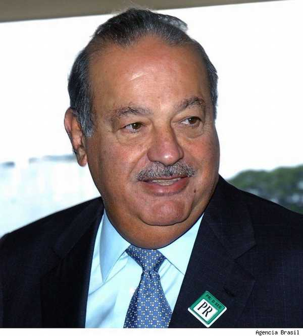 Carlos Slim Mexican Telecom Magnate Carlos Slim is now the Worlds Richest Man